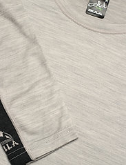 Bula - Tape Merino Wool Crew - funktionsunterwäsche - oberteile - greym - 2