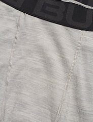 Bula - Tape Merino Wool Pants - funkionsunterwäsche - hosen - greym - 4