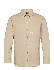 Camper LS Shirt - CHALK