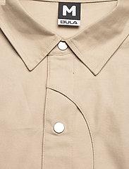Bula - Camper LS Shirt - basic-hemden - chalk - 2
