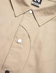 Bula - Camper LS Shirt - basic-hemden - chalk - 3