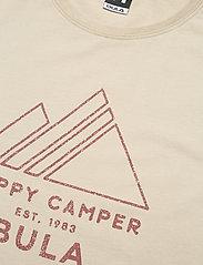 Bula - Camper T-Shirt - sportoberteile - chalk - 2