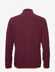 Bula - Fleece Jacket - fleece midlayer - burgnd - 2