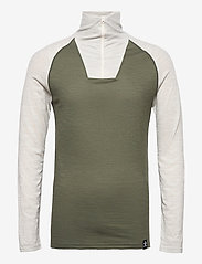 Bula - Retro wool HZ - thermo ondershirts - dolive - 0