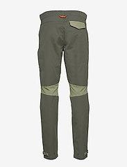 Bula - Swell Trekking Pants - outdoorhosen - dolive - 1