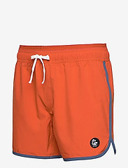 Bula - Burn Shorts - badehosen - brick - 2