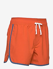 Bula - Burn Shorts - badehosen - brick - 3