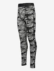 Bula - Camo Merino Wool Pants - funkionsunterwäsche - hosen - dgrey - 2