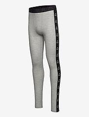Bula - Tape Merino Wool Pants - funkionsunterwäsche - hosen - greym - 2