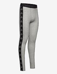 Bula - Tape Merino Wool Pants - funkionsunterwäsche - hosen - greym - 3