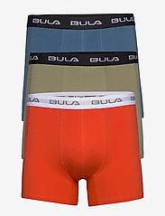 Bula - BULA 3PK BOXERS - alusvaatteet - cod - 0