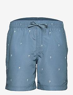 SCALE SHORTS - swim shorts - ldenim
