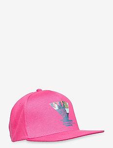 URBAN CAP - flat cap - pink