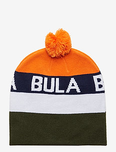 BURN BEANIE - ORANGE