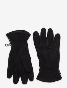 Bula Fleece Gloves WEB - akcesoria - black