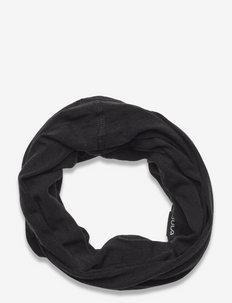 Solid Wool Tube WEB - opaski na głowę - black