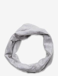 Solid Wool Tube WEB - pannband - greym