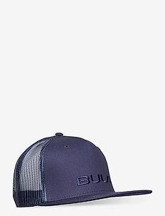 BULA TRUCKER CAP - flat cap - navy