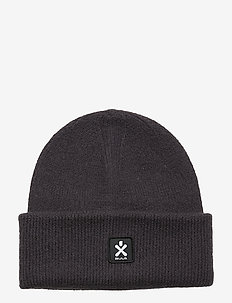High Wool Beanie - DGREY