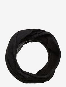 Vector Fleece Edge Tube - szale i szaliki - black