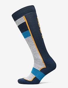 Retro Ski Sock - DENIM