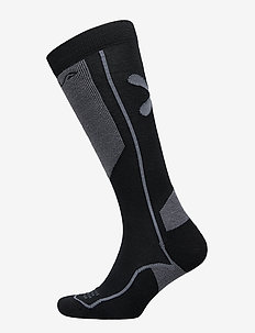 Park Ski Sock - regular socks - dgrey