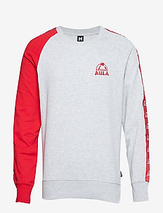RETRO SMALL CREW - RED