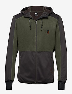 Fleece Zip Hood - DOLIVE