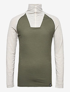 Retro wool HZ - base layer overdeler - dolive