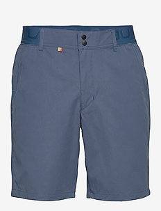 Lull Chino Shorts - ulkoiluhousut - denim