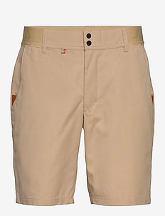 Lull Chino Shorts - outdoor shorts - kaki