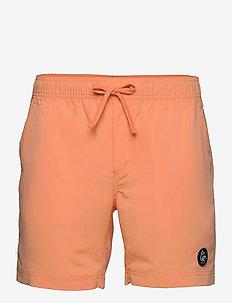 Hang Five Shorts - boardshorts - peach