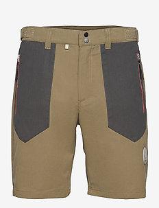 Swell Trekking Shorts - outdoor shorts - moss