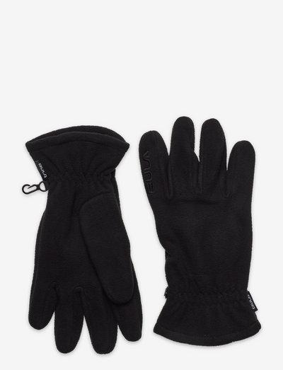 Bula Fleece Gloves WEB - accessories - black