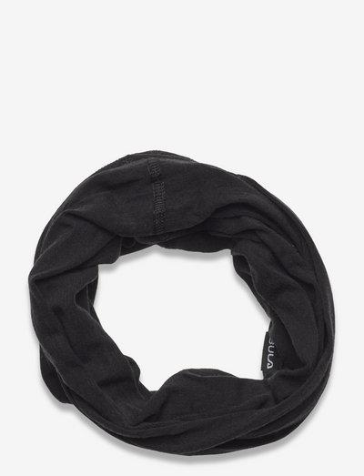 Solid Wool Tube WEB - hårbånd - black