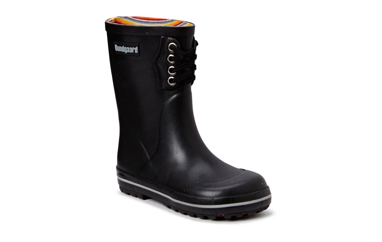 Bundgaard Classic Rubber Boot Black - BLACK
