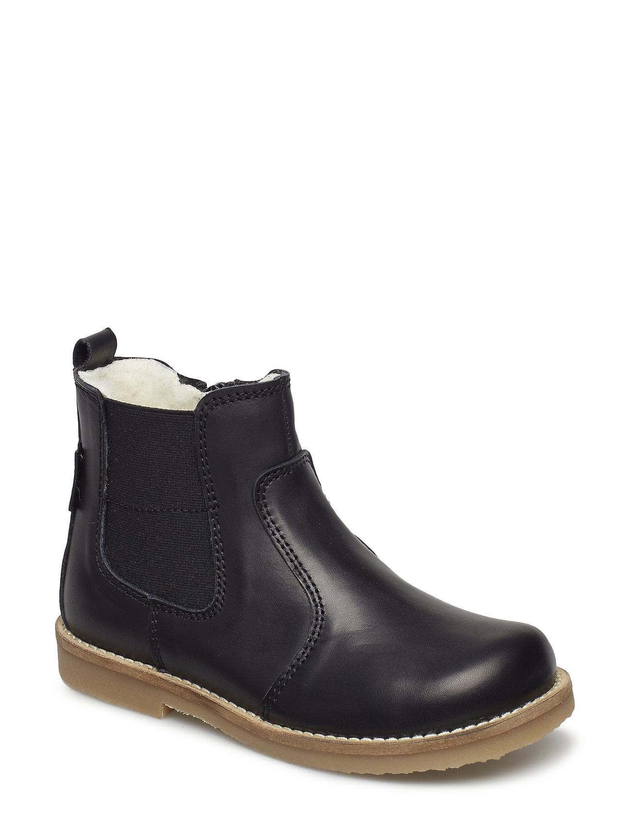 2a7807e97d0a Caja støvler fra Bundgaard til børn i BLACK A - Pashion.dk