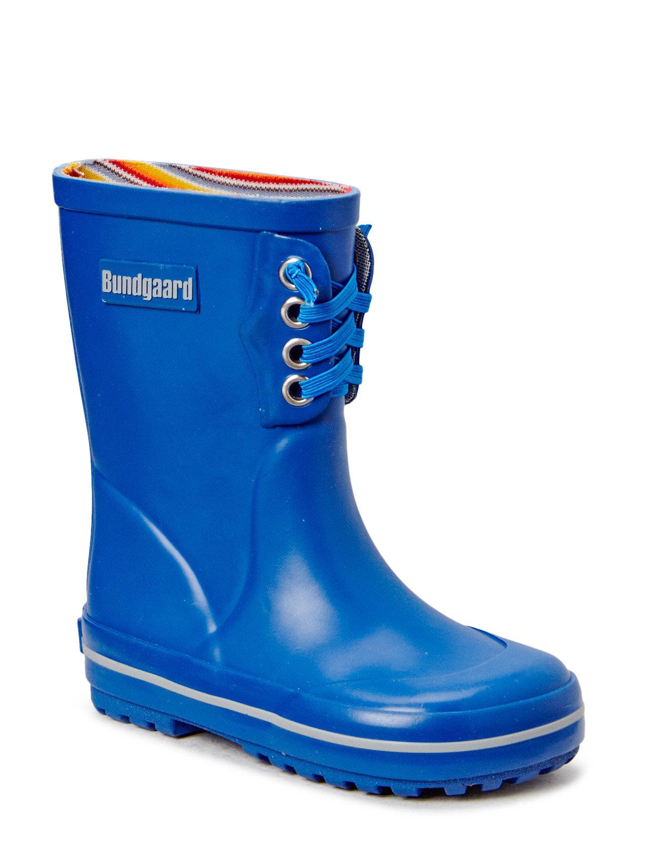 Bundgaard Classic Rubber Boot Brght Blue