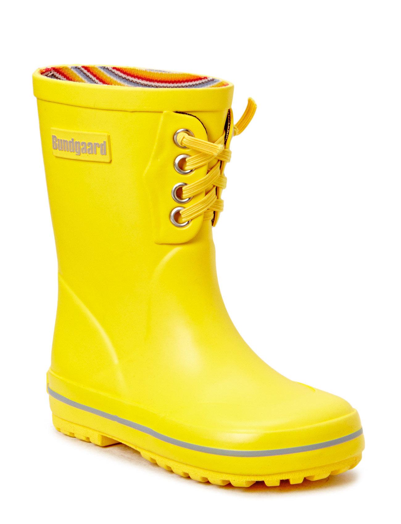 Bundgaard Classic Rubber Boot Yellow