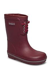 Classic Rubber Boots Warm - BORDEAUX