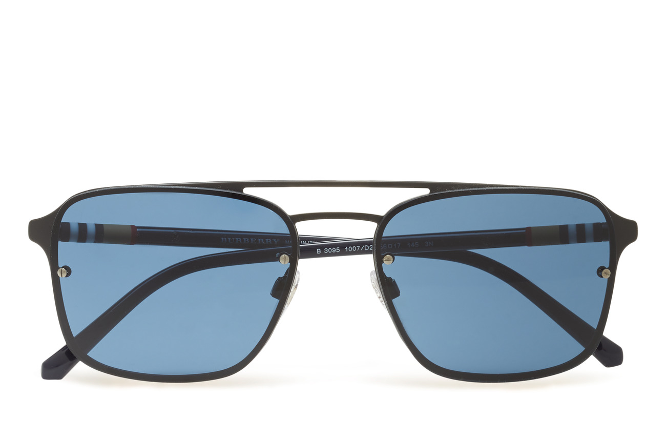 df6f8cf2b3d6 0be3095 (Matte Black) (£135) - Burberry Sunglasses -