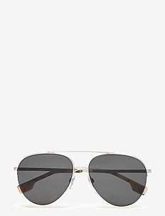 Burberry Sunglasses - pilot - silver