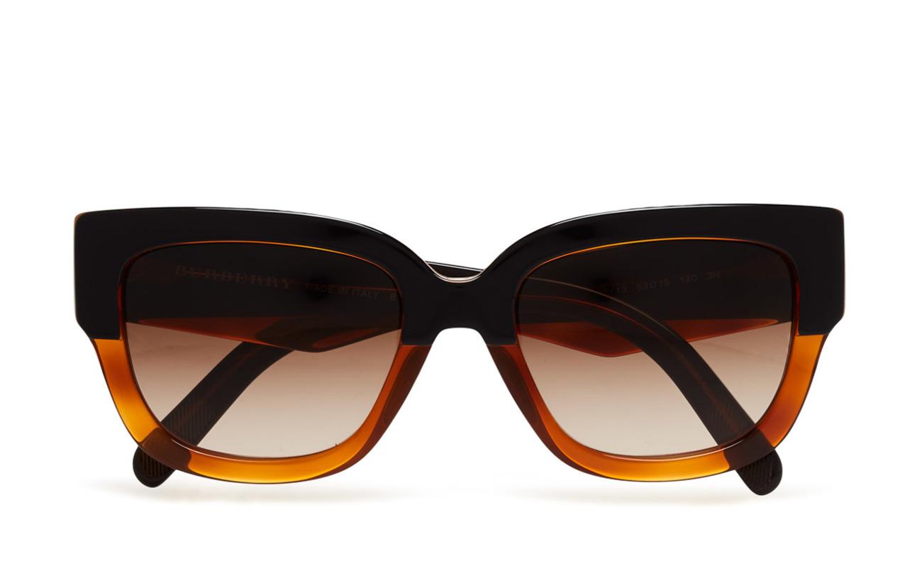 Heritage (Top Black On Amber) (228 €) - Burberry Sunglasses ... bb7e17b245