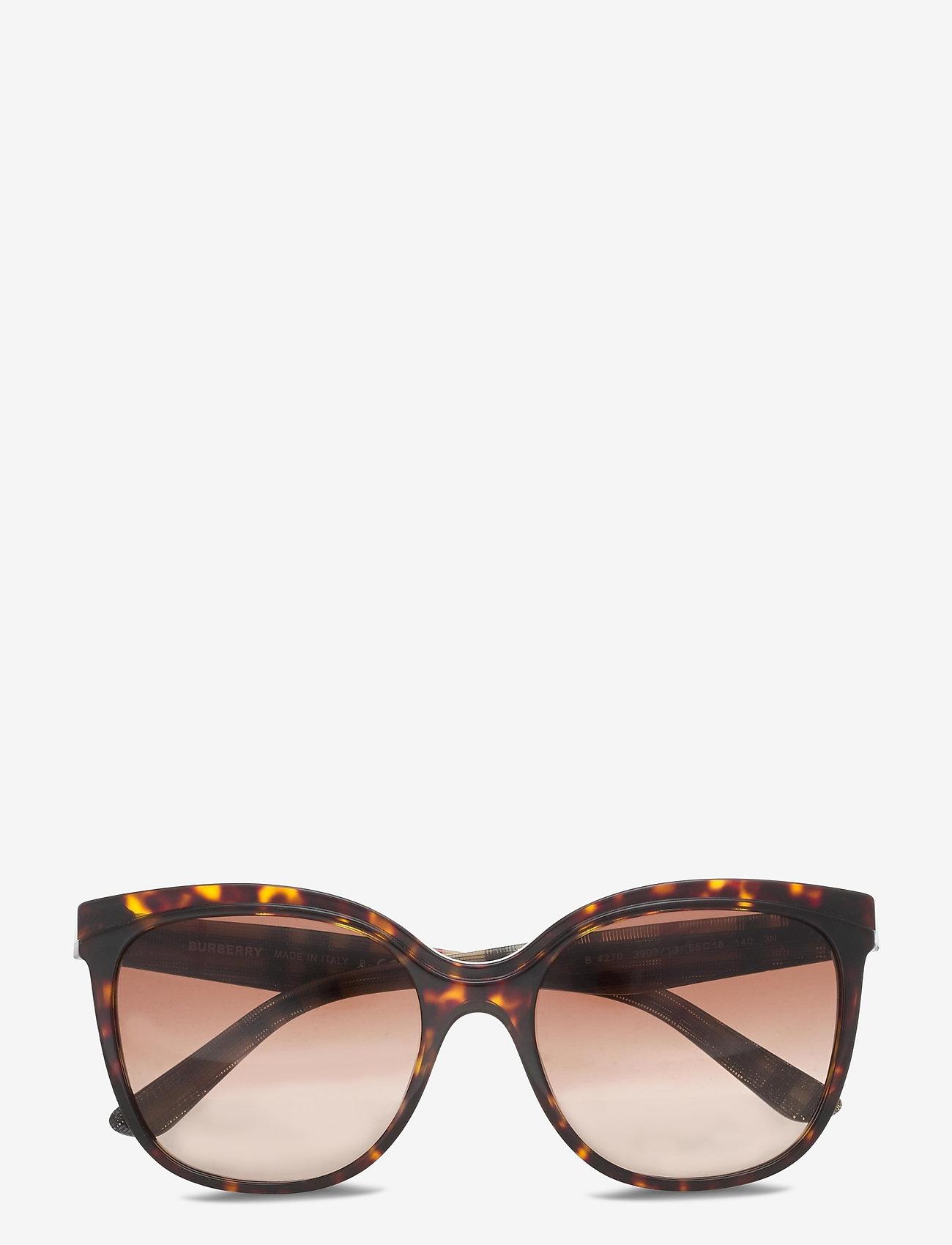 Burberry Sunglasses - Sunglasses - cat-eye - brown gradient - 0
