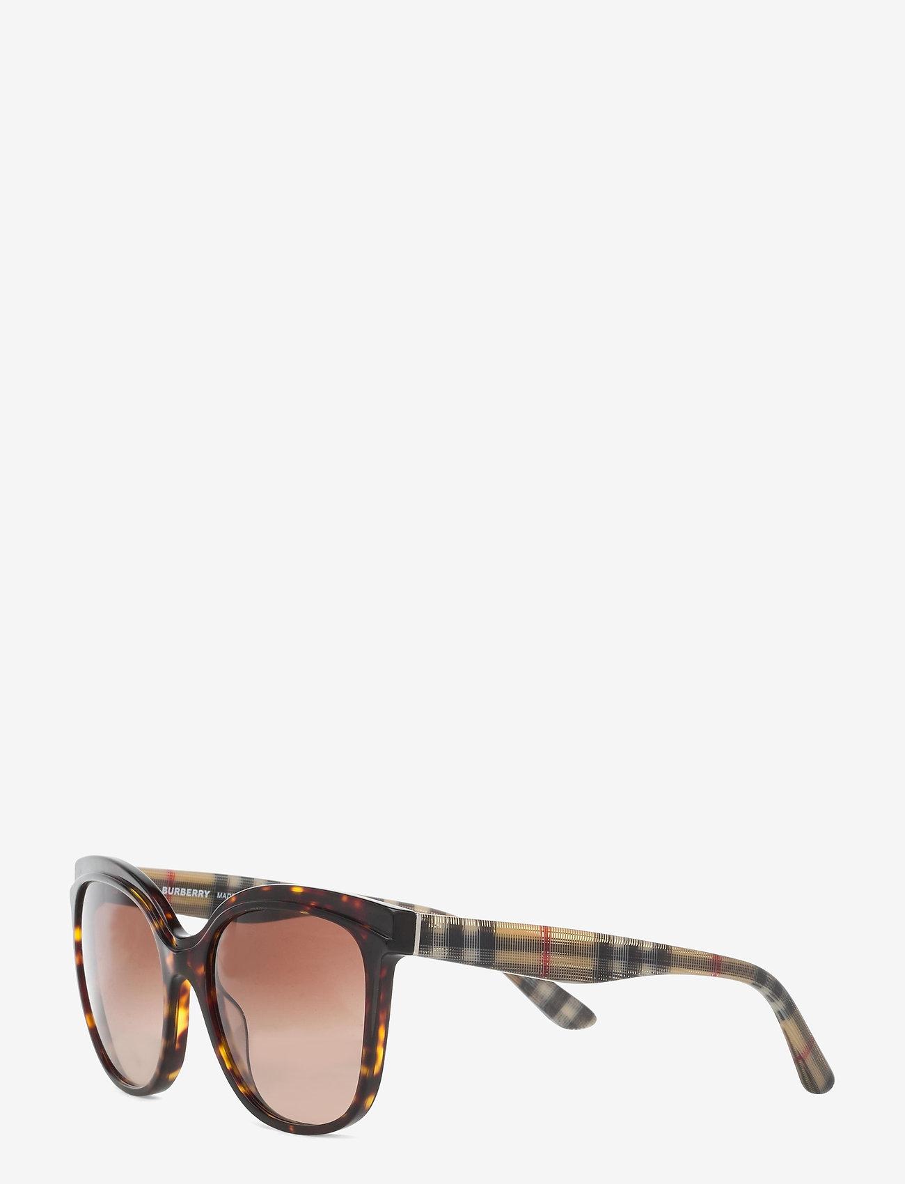 Burberry Sunglasses - Sunglasses - cat-eye - brown gradient - 1