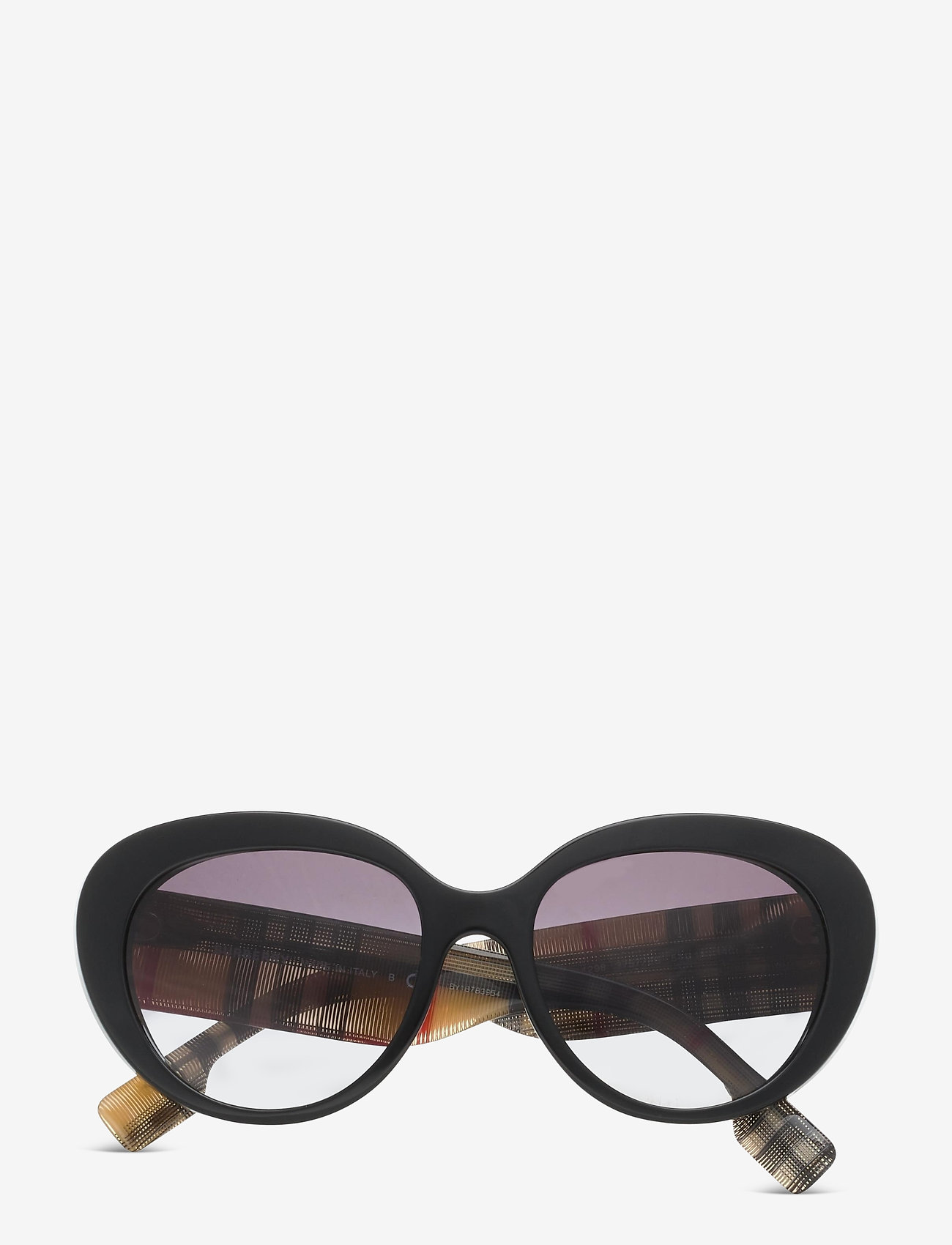 Burberry Sunglasses - Sunglasses - rond model - grey gradient - 0
