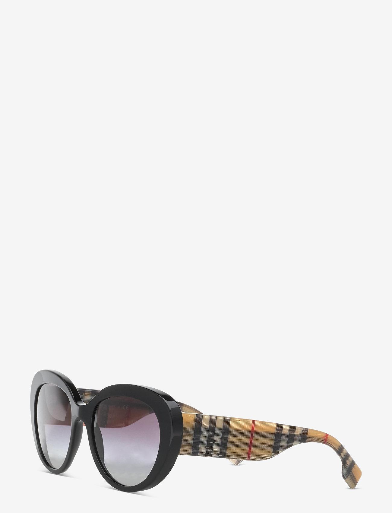 Burberry Sunglasses - Sunglasses - rond model - grey gradient - 1
