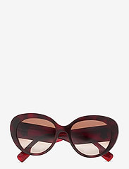 Burberry Sunglasses - Sunglasses - rond model - brown gradient - 0