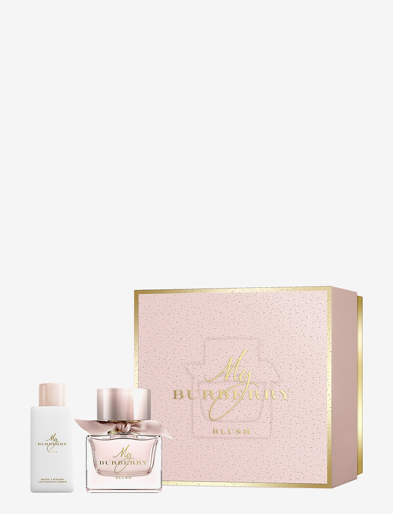 Burberry - MY BURBERRY EDP 50ML/BODYLOTION 75ML - parfymset - no color - 0