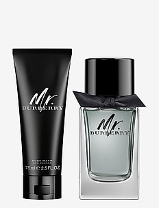 MR BURBERRY EDT 50ML/BODYWASH 75ML - NO COLOR